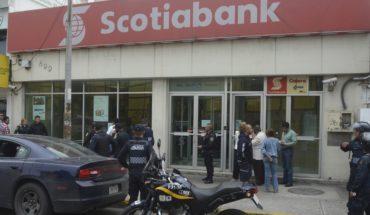 Scotiabank estará fuera de servicio el fin de semana