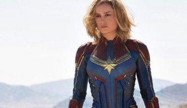 Se conocieron las primeras imágenes de Capitán Marvel