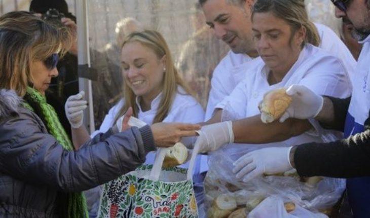 Se dispara el precio del pan y roza los 80 pesos