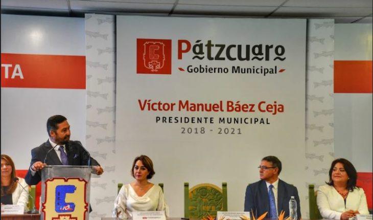 Se integra Pátzcuaro a las políticas de austeridad y honestidad planteadas por AMLO