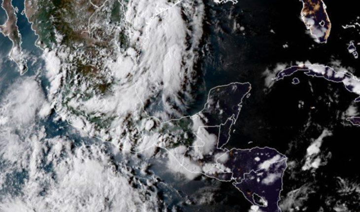 Se prevén tormentas intensas y granizo para estos estados