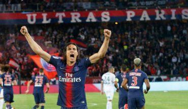 Sin Neymar, PSG derrota al Saint Etienne