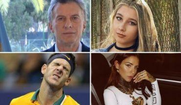 Sincericidio de Macri, Nahir a cárcel común, el llanto de Delpo, acusan de plagio a Cande Tinelli, y mucho más...