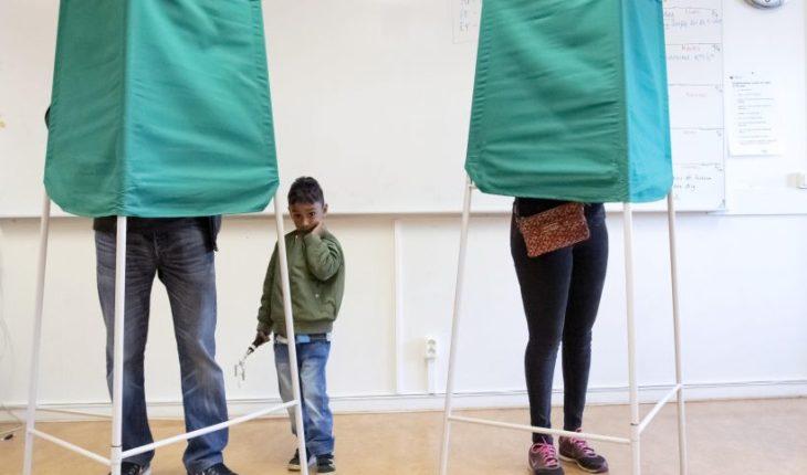 Suecia vota en elecciones marcadas por la inmigración y la extrema derecha estaría perdiendo terreno