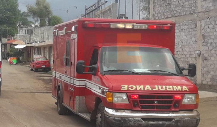 Sujetos asaltan a paramédicos que iban a atender una emergencia en Uruapan, Michoacán
