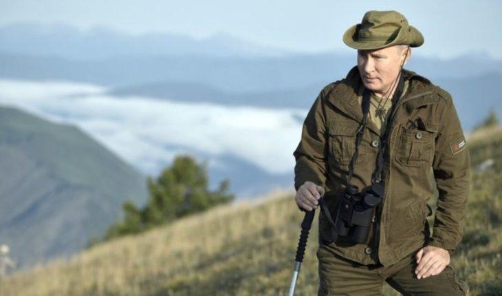 Televisora estatal rusa estrena programa dedicado a Putin