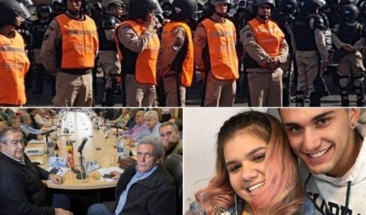 Tensión en Puente Pueyrredón, Servicios en el paro, Morena Rial embarazada, festejo íntimo de River y mucho más...
