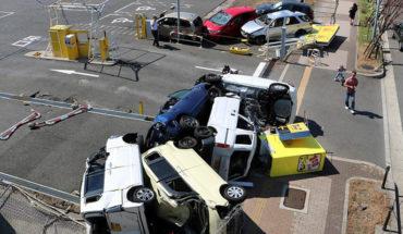 Tifón Jebi dejó 11 muertos en Japón