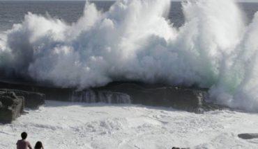 Tifón Jebi deja fuertes lluvias y vientos en oeste de Japón