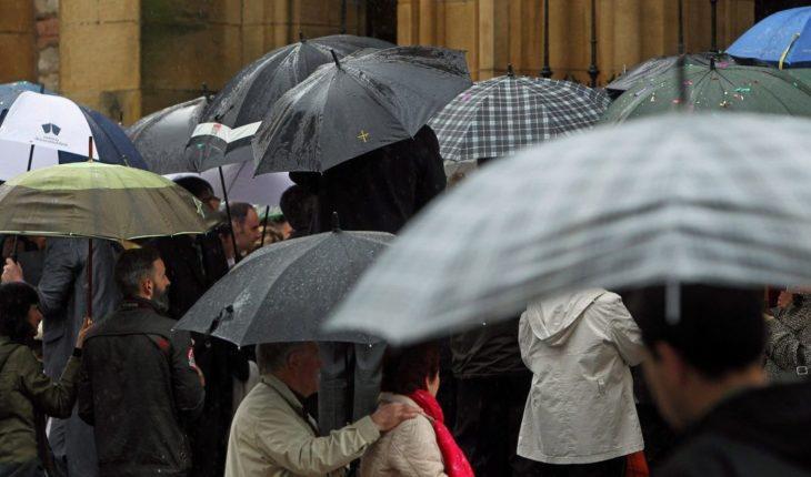 Tormentas, lluvias y hasta 45°C en varios estados de México