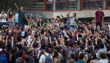 Tras ataque de porros a estudiantes del CCH, 32 planteles de la UNAM se van a paro