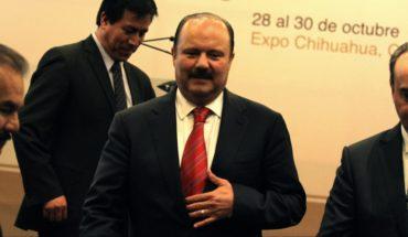 Tres policías del Edomex participaron en el desvío de César Duarte