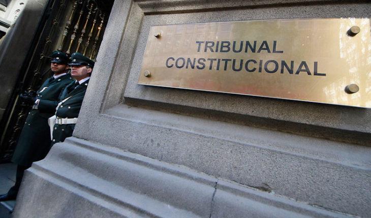 Tribunal Constitucional negó que haya izado la bandera para conmemorar el 11 de septiembre
