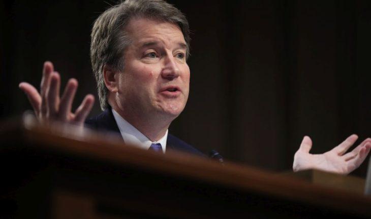 Trump sigue apoyando a su nominado para la Corte Suprema pese a denuncias de acoso sexual