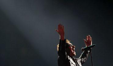 """U2 cancela un concierto en Berlín por """"pérdida de voz"""" de Bono"""
