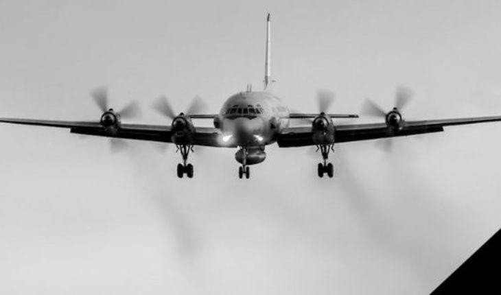 Un avión ruso con 15 militares fue abatido por error sobre el mar Mediterráneo