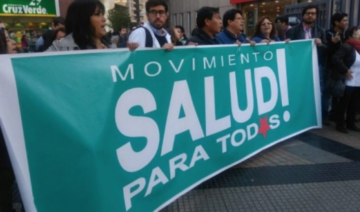 Una fuerza latente: caracterización del Movimiento Social en Salud