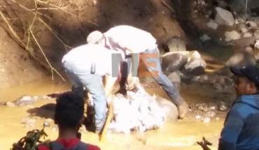 Una mujer y su bebé fueron encontradas sanas y salvas en Peribán, Michoacán
