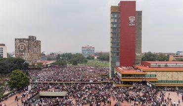Suman dos detenidos por agresiones a estudiantes de la UNAM