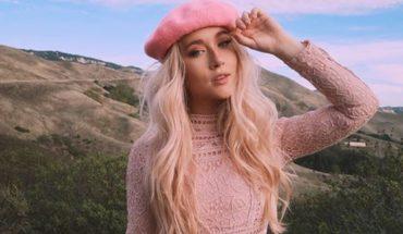 Vesta Lugg presentó a su pololo argentino por Instagram