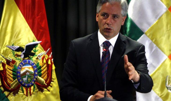 """Vicepresidente de Bolivia asegura que la CIJ """"les dará la razón"""""""