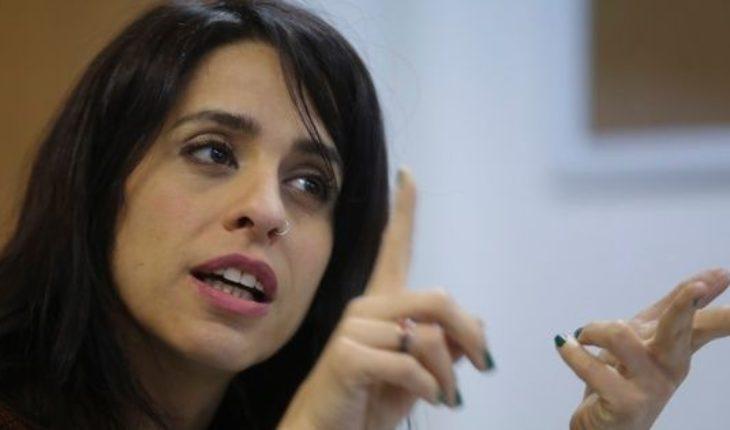 Victoria Donda solicitó el juicio político contra la jueza Highton de Nolasco