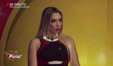 Angie Wood mejora su acto de acrobacia | Premios Fama