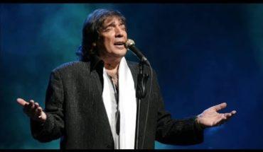 Cacho Castaña lanza un disco de rock