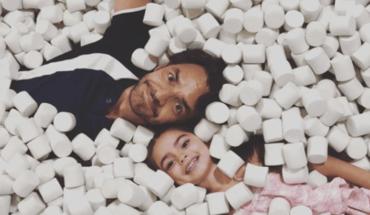 (Video) Eugenio Derbez se convierte en niño por su cumple