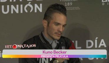 Kuno Becker habla del temblor | Destardes