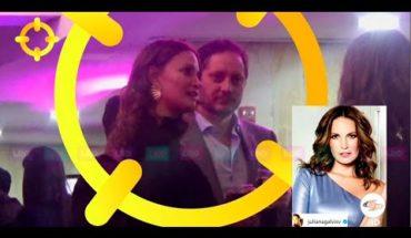 La Red: Juliana Galvis está dichosa con su nueva pareja - Caracol Televisión