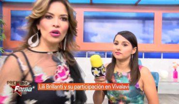 Lili Brillanti no se lleva bien con Ángel Castro | Premios Fama
