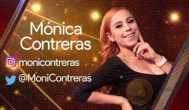 Mónica Contreras incrementa la dificultad de su acto en los aros | Premios Fama