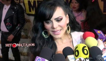 Maribel Guardia no le interesa hablar de José Manuel | Vivalavi