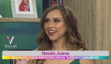 """Natalia Juárez nos platica de """"Sueños y Caramelos"""""""