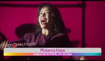 Plutarco Haza habla de la serie Selena | Vivalavi