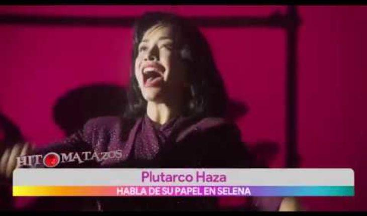 Plutarco Haza habla de la serie Selena   Vivalavi