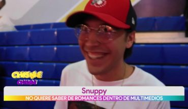 Snuppy ya no quiere saber de nadie | Vivalavi