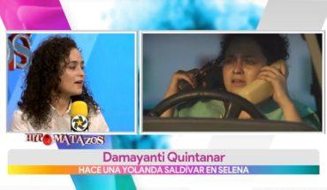 Sofía Lama habla de la serie Selena | Vivalavi