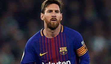 Una hincha de Rosario Central agredió a Messi
