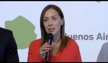Vidal aumenta la ayuda social en Provincia de Buenos Aires