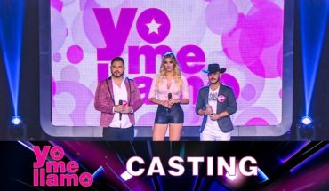 Yo Me Llamo Jessi Uribe – Dulce Pecado - Casting