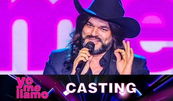 Yo Me Llamo Marco Antonio Solís – La Venia Bendita - Casting