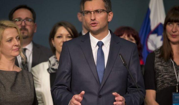 Video de grupo armado causa escándalo en Eslovenia