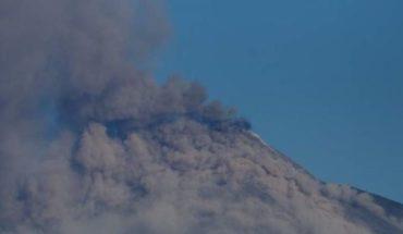 Volcán Sierra Negra entra en etapa de calma