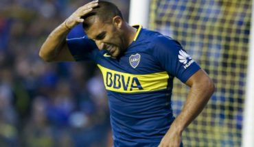 Wanchope se pierde el partido de ida ante Cruzeiro