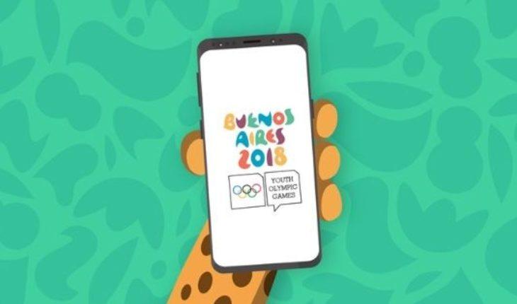 Ya está disponible la aplicación de los Juegos Olímpicos de la Juventud Buenos Aires 2018