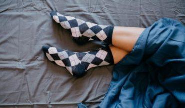 ¿Es mejor dormir con o sin calcetines?