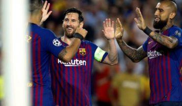 ¿Se cumplirá ahora el sueño de Vidal? Barcelona debuta goleando al PSV en la Champions League