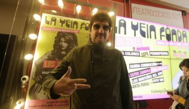 "Álvaro Henríquez at the launch of La Yein Fonda: ""I feel well"""